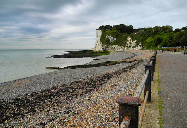 White Cliffs of Dover - path